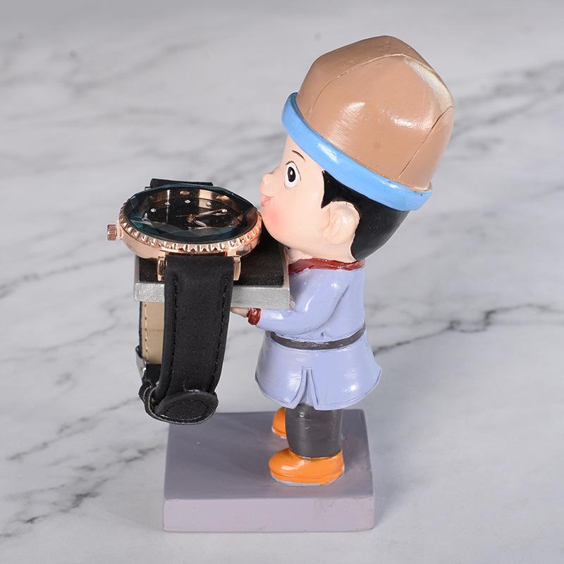 Bakeey Cartoon Watch Creative Decoration Single Watch Storage Display