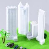 DIY Sand Table Building Model Material Simulation Office Building Micro Landscape Model Building