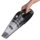 12V 120W USB Cordless Car Vacuum Cleaner Handheld Wet Dry Mini Hand Held For Auto Dust Duster