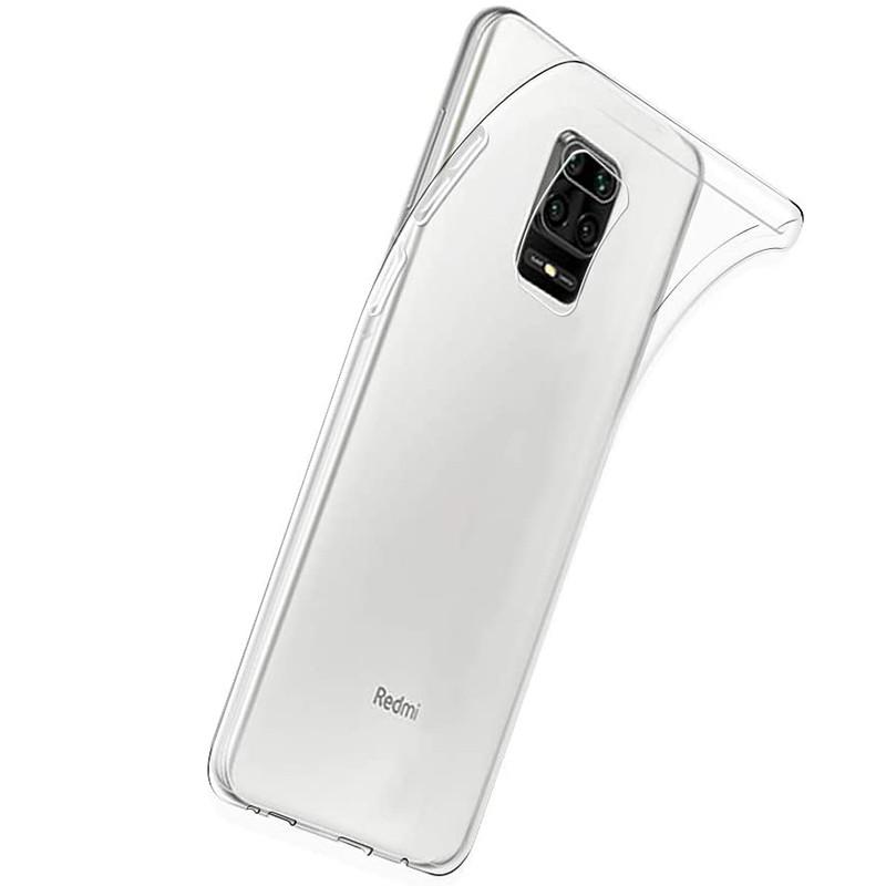 Bakeey Ultra-thin Transparent Soft TPU Protective Case For Xiaomi Redmi Note 9s / Redmi Note 9 Pro / Xiaomi Redmi Note 9 Pro Max