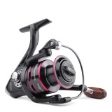 ZANLURE HC 3000/4000/5000/6000/7000 Fishing Reel All Metal Spool Spinning Reel 8KG Max Drag Stainless Steel Handle Line Fishing Accessories