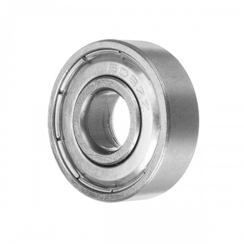 10Pcs High Carbon Steel Bearing 608ZZ Miniature Double Shielded Ball Bearing