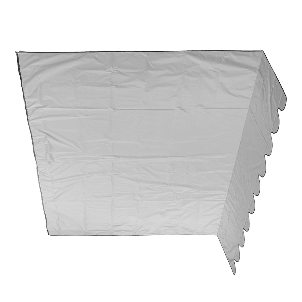 2.5x3 Meters Outdoor Garden Patio Awning Cover Canopy Sun Shade Shelter Waterproof