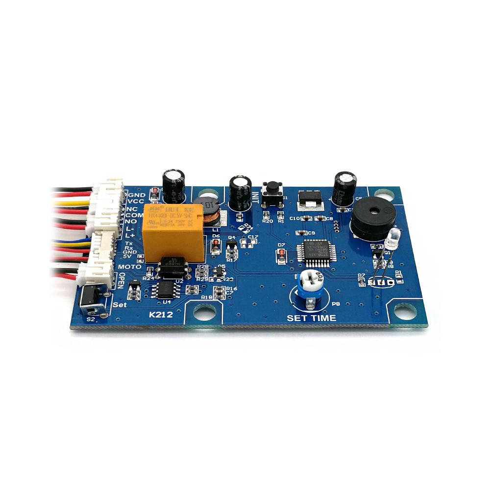 K212 Switch Power Supply Fingerprint Access Control Control Board Door System