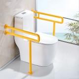 Bathroom Handrail Toilet Shower Handicap Grab Bar Rails Handle Elderly Support