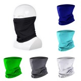 24x41cm Multifunction Cycling Half Face Mask Breathable Windproof Dustproof Neck Head Scarf Sunscreen Silk Scarf Riding Hunting