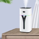 420ML Ultrasonic Air Aroma Humidifier USB Electric Aromatherapy Essential Oil Aroma Diffuser With 7 Color Lights