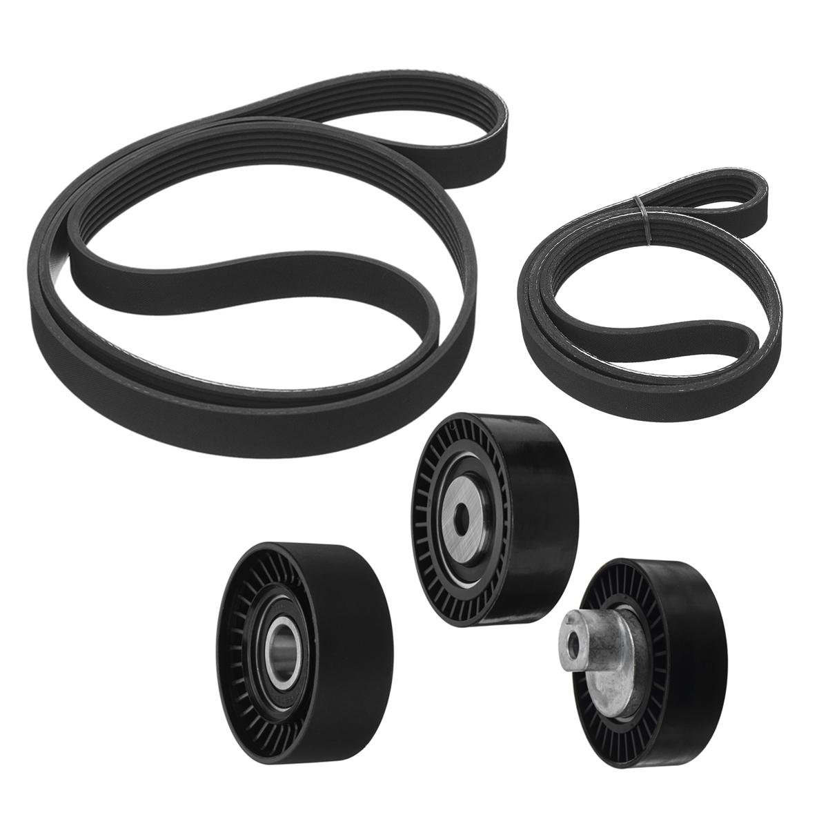 Car Engine Timing Belt Tensioner Pulley Kit For BMW E46 E39 E38 X5 E53 Z3 E36