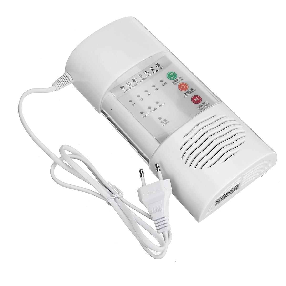 Air Freshener Home Ozone Generator Breath Purifier For Home Bathroom Deodorizing Tool