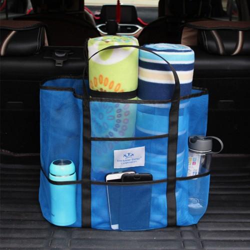 Women Travel Summer Beach Large Capacity Handbag Storage Bag