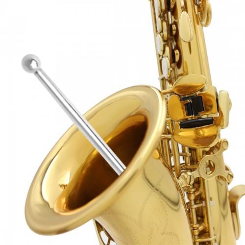 Saxophone Repair Parts Set Sax Sheet Metal Ball Set 8 Sheet Metal Ball 1 Sheet Metal Bucket Ball Long Rod Wind Sheet Metal Repair Tool