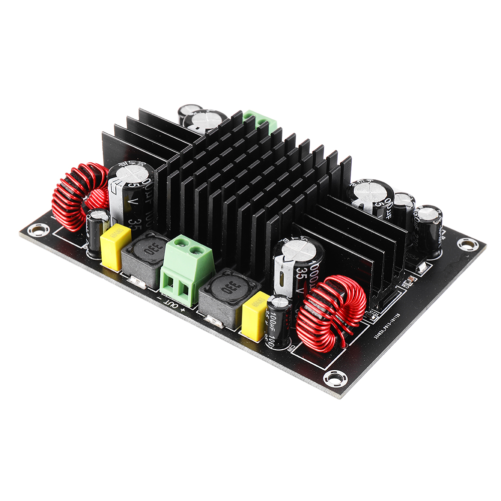 XH-M571 150W Single Channel Digital Power Audio Amplifier Board Heavy Bass Subwoofer Amplifier Mono for Speaker