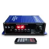 Hifi Home Subwoofer Audio Car Amplifier Stereo Sound Speaker bluetooth EDR Audio LED Digital Amplifiers