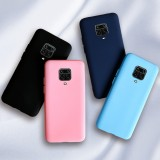 Bakeey Pure Shockproof Ultra-thin Soft TPU Protective Case for Xiaomi Redmi Note 9S / Redmi Note 9 Pro / Redmi Note 9 Pro Max