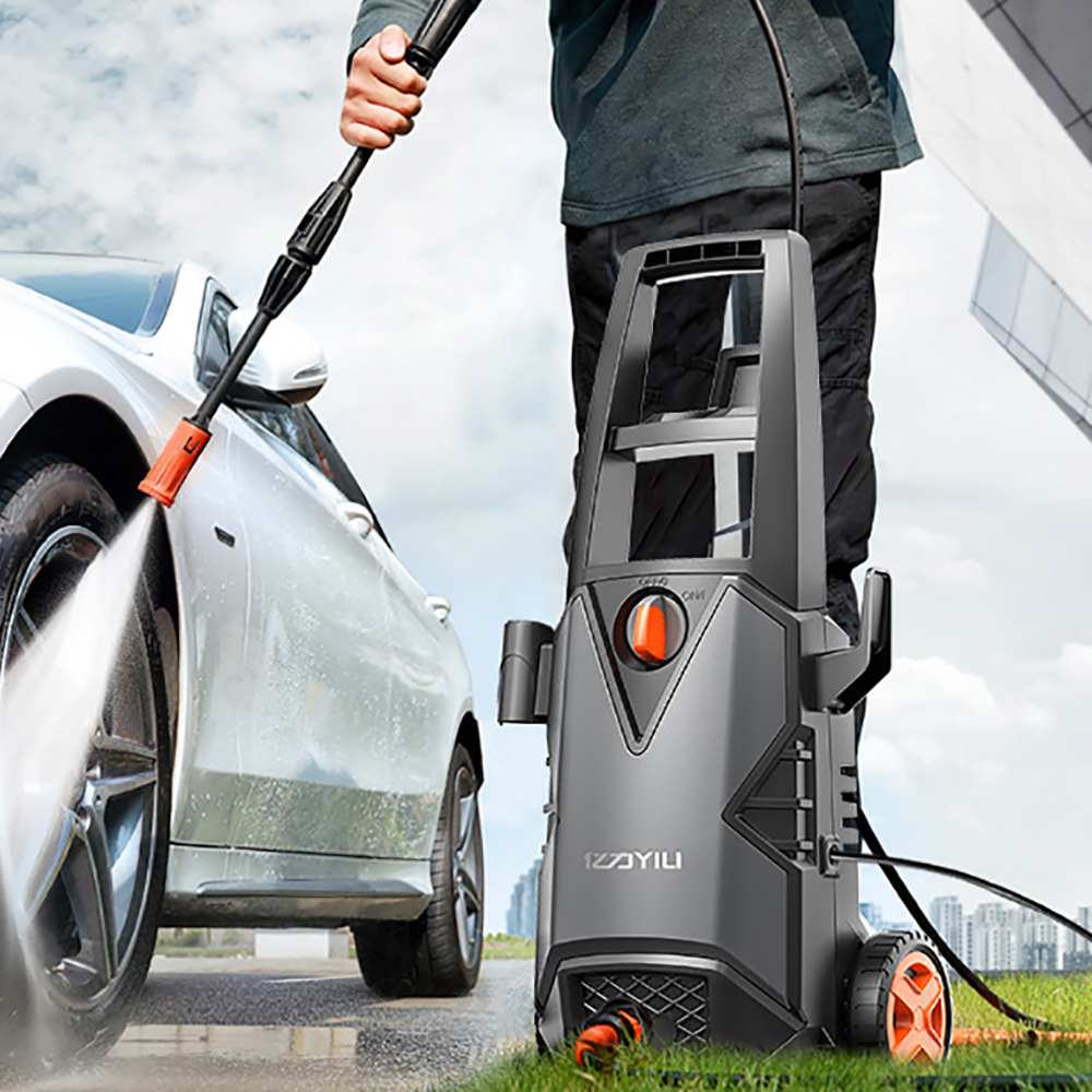 Portable 1400W High Pressure Cleaner Washer Washing Machine Household Garden Car Cleaning