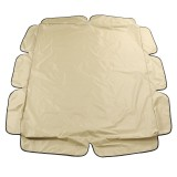 190T Polyester Swing Chair Cover Rainproof Sunshade Awning Swing Protector Cover