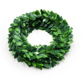 295 Inch Ivy Leaf Garland Green Plant Plastic Vine Foliage Plastic Iron Wire Decor