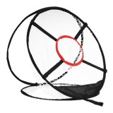 "24"" Indoor Outdoor Garden Golf Training Net Golf Practice Net Chipping Net Golf Aid"