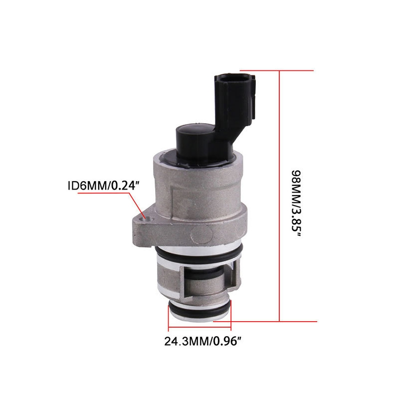 Car Fuel Injection Air Control Idle Speed Control Valve 4861552AB for Dodge / Chrysler / Jeep