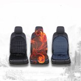 12V Car Seat Heater Cover Heated Heating Cushion Winter Warmer Pad