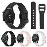 Bakeey Pure Color Silicone Watch Band Replacement Watch Strap for Huawei GT2 Smart Watch