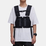 Men Tooling Breathable Tactical Chest Bag