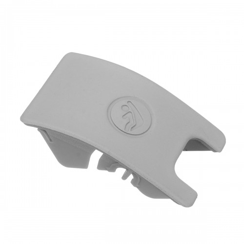 Grey Isofix Slot Trim Cover 8T0887187 For AUDI A4 B8 A5