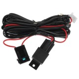 12V Fog Light Wiring Harness Kit For Chevy Silverado 2500/2500HD/3500HD 07-14