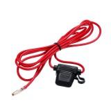 12V Universal Working Lamp Spotlight Fog Light Wiring Harness Kit 4Pin 30Amp Relay Wires