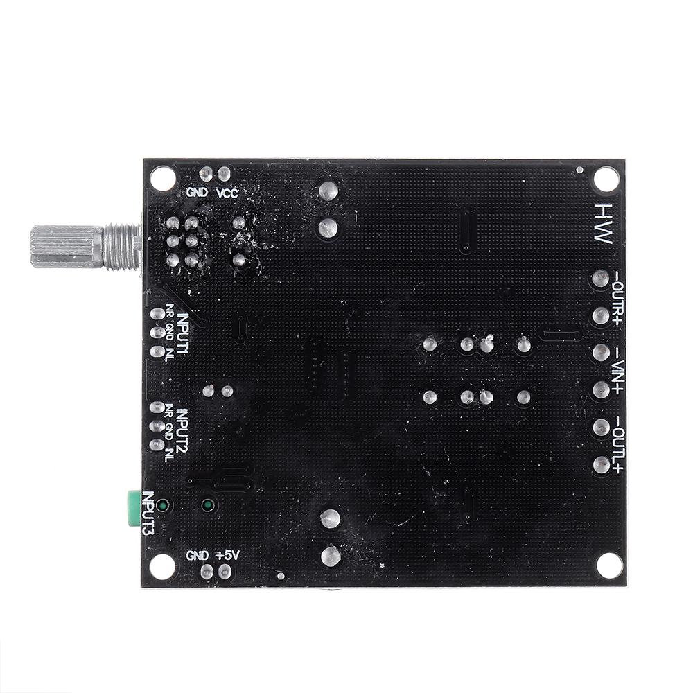 DC12V TPA3116D2 50W * 50W High Power Digital Audio Power Amplifier Board Speaker Amplifier Board