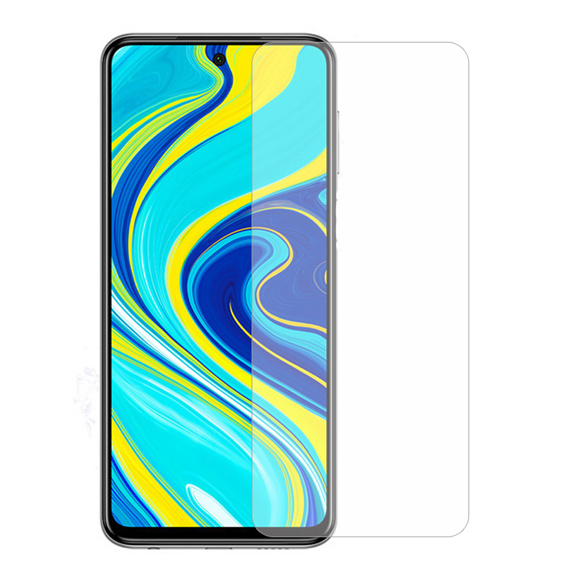 Bakeey 9H Anti-explosion Anti-scratch Tempered Glass Screen Protector for Xiaomi Redmi Note 9s / Redmi Note 9 Pro / Redmi Note 9 Pro Max