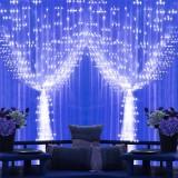 300 LED USB Christmas String Fairy Light Wedding Xmas Party Decor Music Control