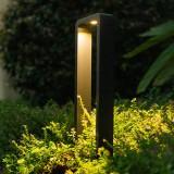 7W LED Lawn Light Outdoor Pathway Garden Yard Walkway Decorative Lighting Lamp