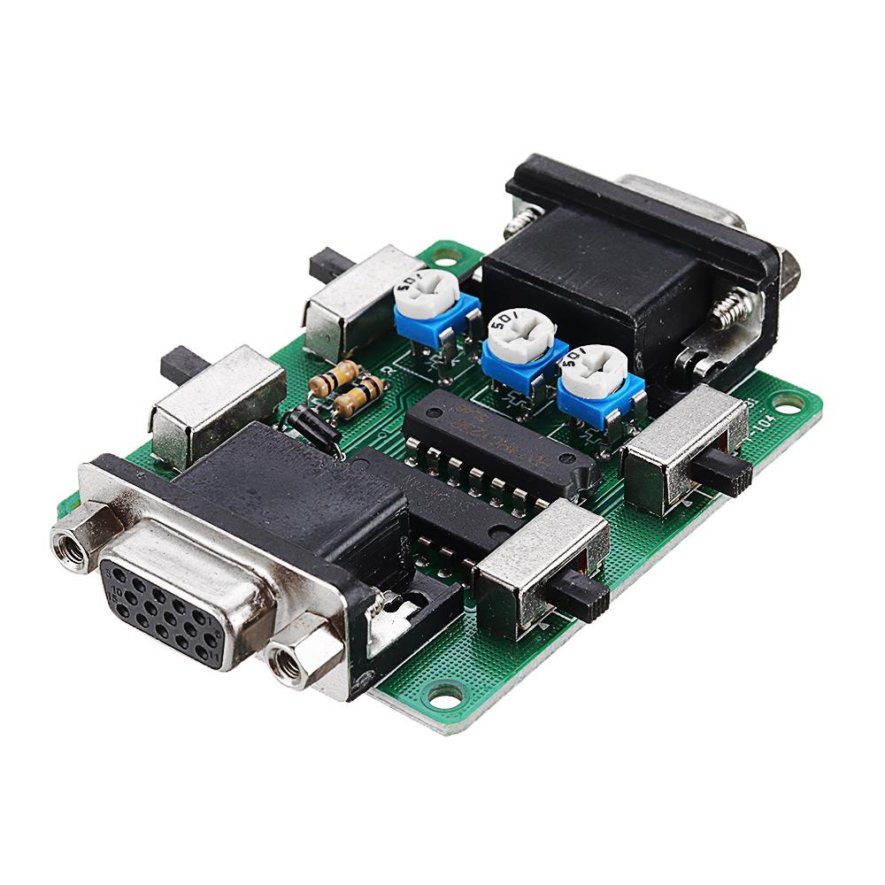 MR-V031 SLG Scanline Generator VGA Connection for Vintage Games Gamers MAME Arcade Machine