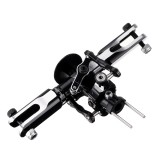 450 RC Helicopter Upper Rotor Head Set for Align T-REX 450 Pro / ALZRC Devil 450 Pro