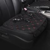 Tech Thickening Heated Car Seat Heater Chair Cushion Warmer Cover 12V Pad