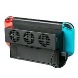 DOBE TNS-1719 USB Heat Dissipation Fan Cooling Fan Dock for Nintendo Switch Game Console