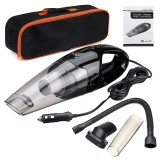 120W 4500PA Car Vacuum Cleaner Duster Handheld Corded Portable Wet & Dry Cleaning