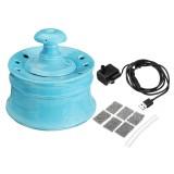 Pet Water Fountain Automatic Dispenser Ceramic Feeder Dog Cats Drinker Pet Bowl