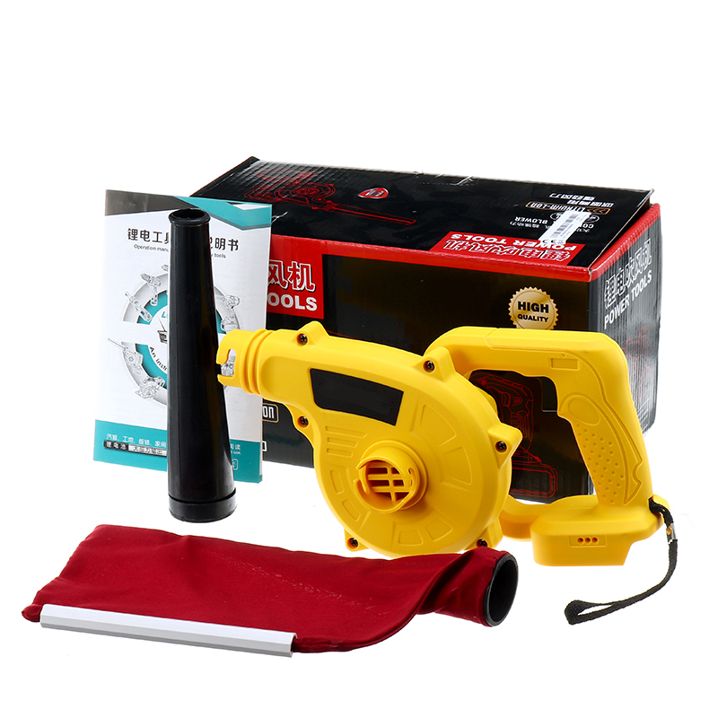 Electric Handheld Cordless Air Blower Dust Vacuum Cleaner For Makita 18V Li-ion Battery