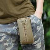 Men Water Bottle Bag Outdoor Sports Bag Tactical Bag Waist Bag Fanny Pack
