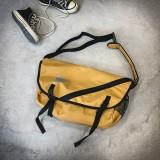 Men Large Capacity Shoulder Bag Chest Bag Crossbody Bag