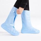 Unisex Shoe Covers Waterproof Skid proof Overshoes Anti-slip Protective Tool