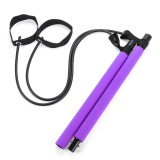 Removable Resistance Bands Latex Pedal Exerciser Sit-up Pull Rope Expander Elastic Bands Yoga equipment Pilates Workout