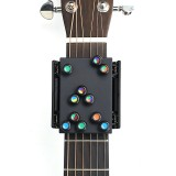 Guitar Learning System Teaching Practrice Aid with 21 Chords Lesson Guitar Chord Trainer Practice Tools Accessories