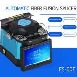 COMPTYCO FS-60E FTTH Fiber Optic Welding Splicing Machine Optical Fiber Fusion Splicer