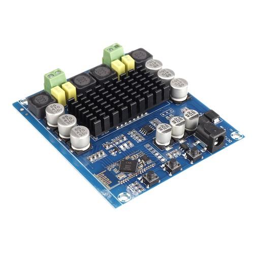 XH-M548 2x120W Power Bluetooth Dual Channel Digital Amplifier Module TPA3116D2 Audio Amplifier Board