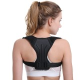 Adjustable Posture Corrector Men Woemen Upper Back Brace Shoulder Lumbar Support Belt Corset Posture Correction