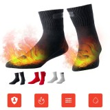 5V 3 Model Adjustable Warmer Socks Electric Heated Socks for Women Men Winter Outdoor Skiing Cycling Sport Heater