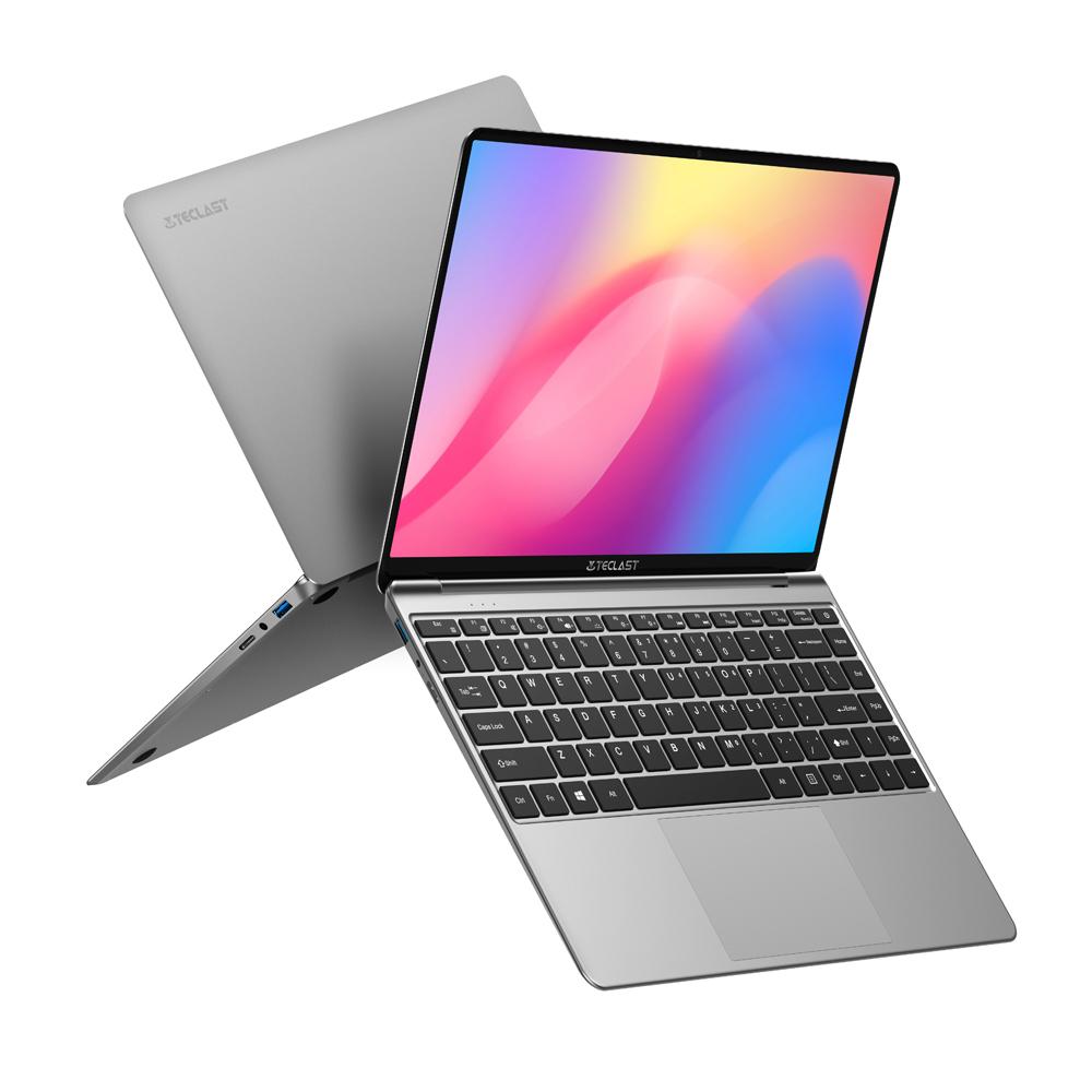 Teclast F7S 14.1 inch Intel N3350 8GB RAM 128GB eMMC 38Wh Battery 7mm Thickness 8mm Narrow Bezel Notebook